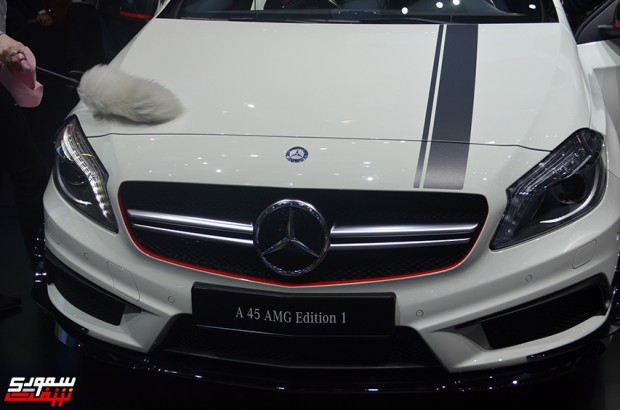 A45 AMG17