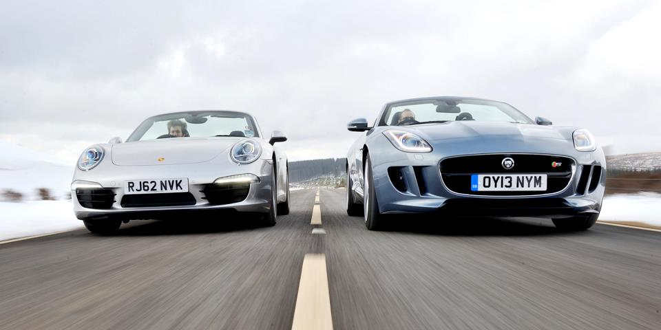 jaguar_f-type_vs_porsche_911