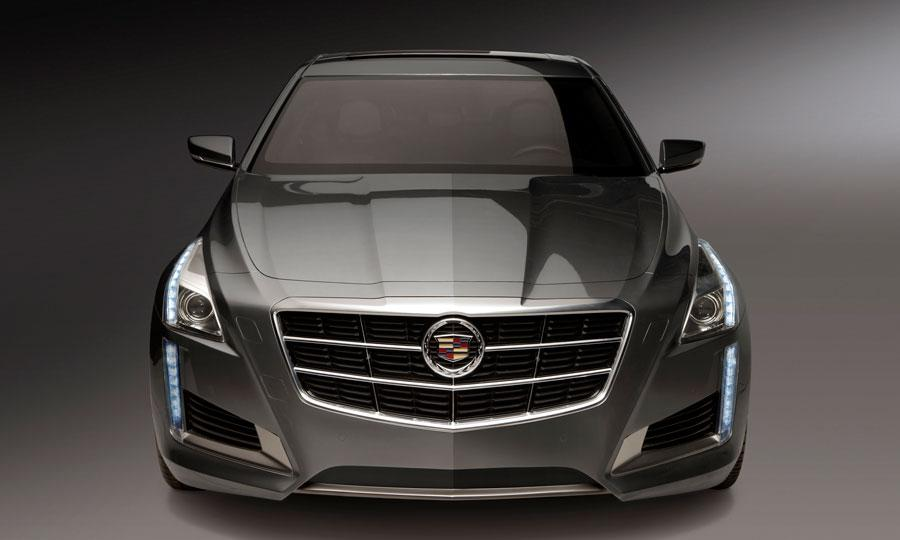 2014-Cadillac-CTS-sedan-shield-grille