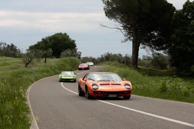 strada per Arezzo