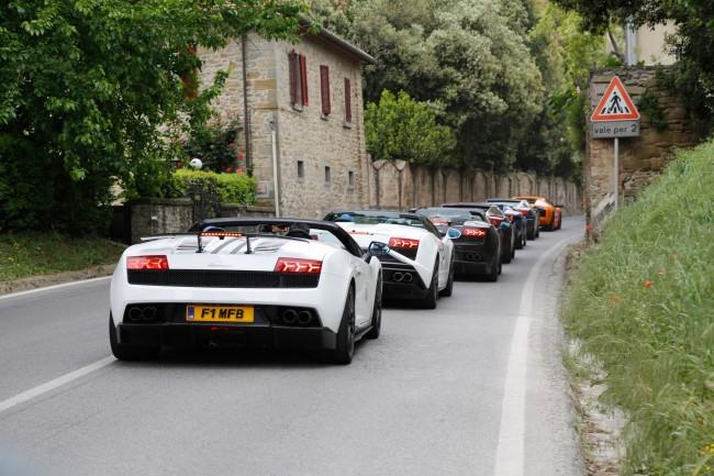 strada per Orvieto