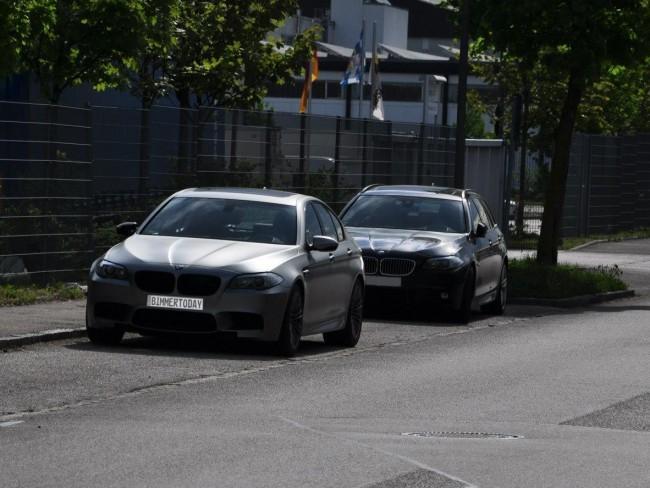30-Jahre-BMW-M5-Sondermodell-F10-2014-Erlkoenig-1