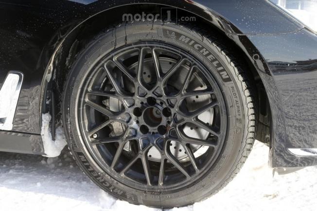 BMW M7 SPY 2