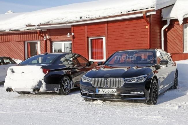 BMW M7 SPY 5