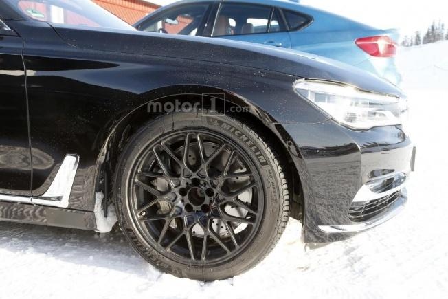 BMW M7 SPY 7
