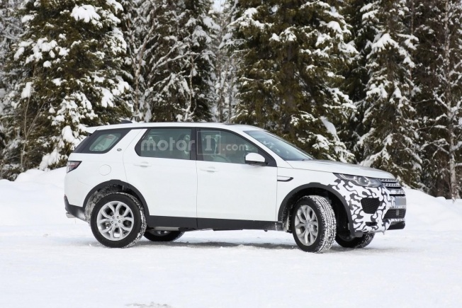 discovery sport 5