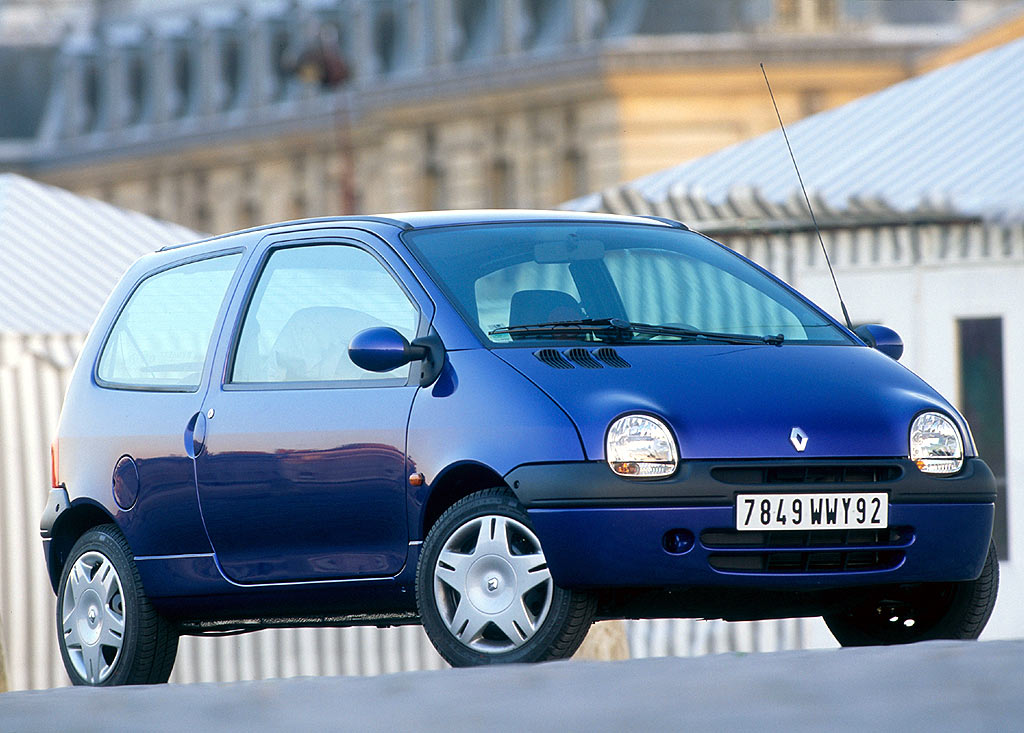 2001_Renault_Twingo_Quickshift