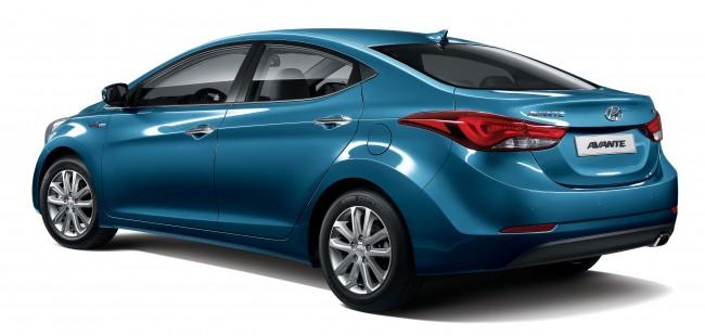 130813 Hyundai Motor Launches Elantra Facelift in Korea 1