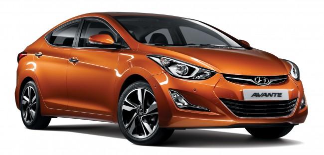 130813 Hyundai Motor Launches Elantra Facelift in Korea 3