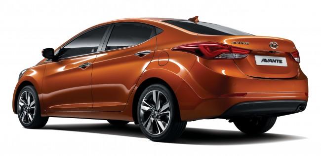 130813 Hyundai Motor Launches Elantra Facelift in Korea 4