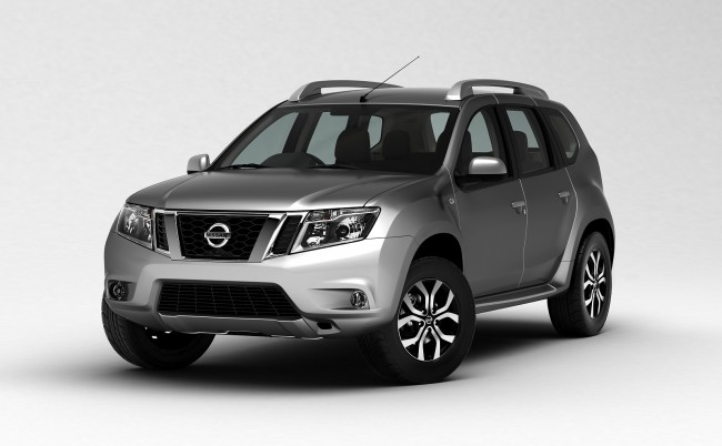 Nissan-Terrano-Front