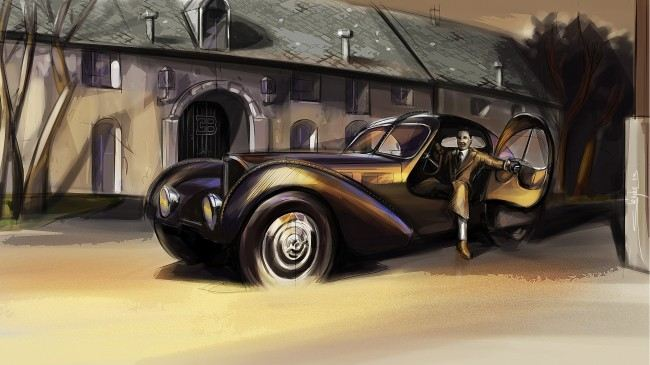 020_Jean Bugatti_Type 57SC Atlantic