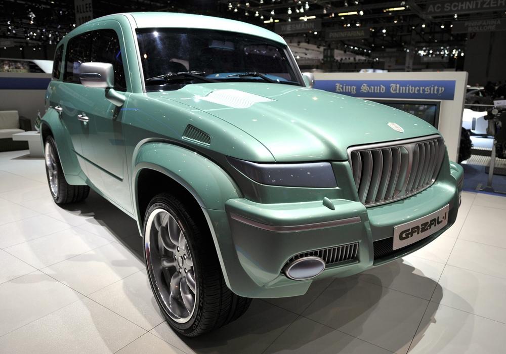جامعة الملك سعود تتراجع عن خطة إنتاج سيارة غزال سعودي شفت