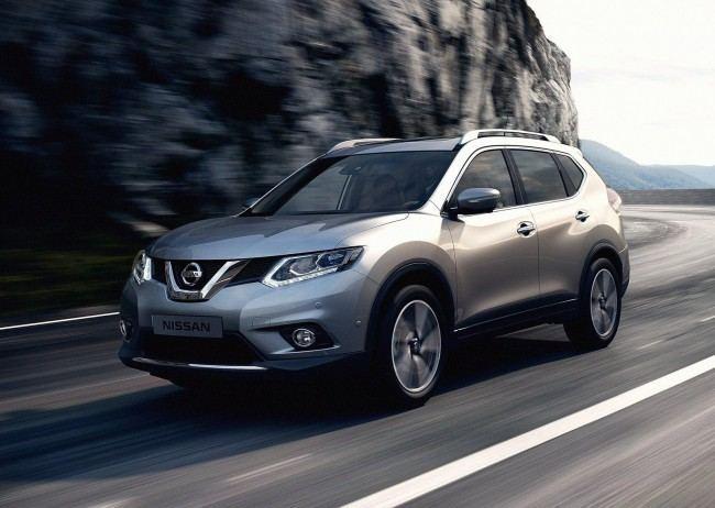 Nissan X-Trail (1)