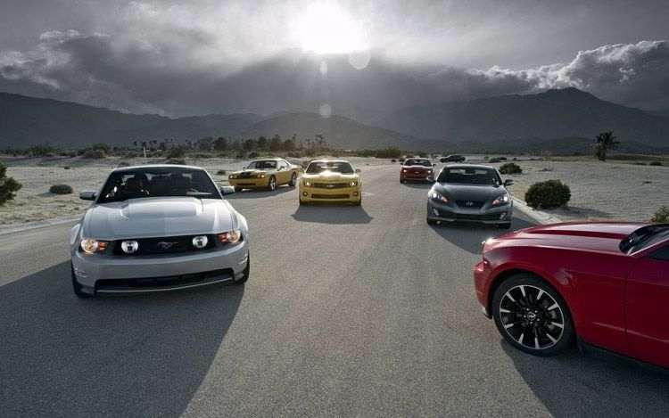 pony-car-group-photo
