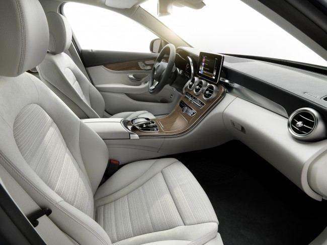 Mercedes-Benz C 300 BlueTEC HYBRID, Exclusive Line, Cavansitblau