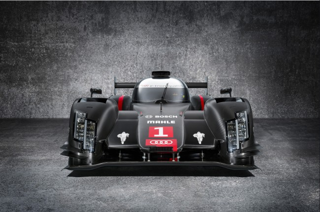 US-Test fuer neuen Audi R18 e-tron quattro