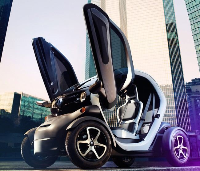 RENAULT TWIZY (X09) - PHASE 1