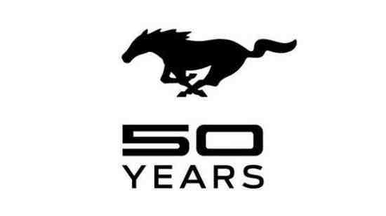 Ford-unveils-Mustang-50th-anniversary-logo