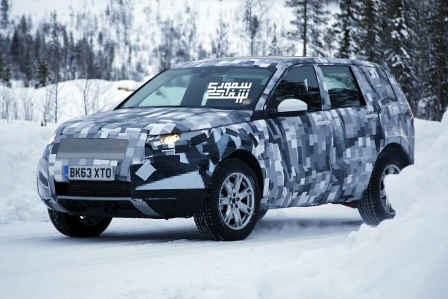 Land Rover Baby Discovery 001