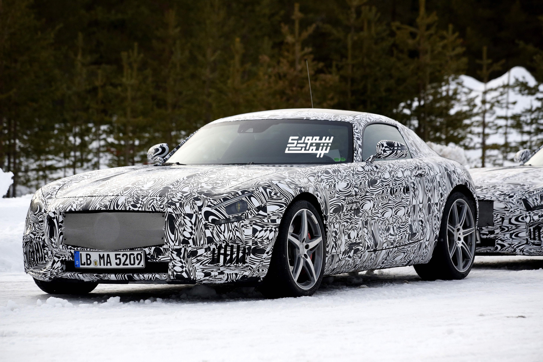Mercedes GT AMG 002