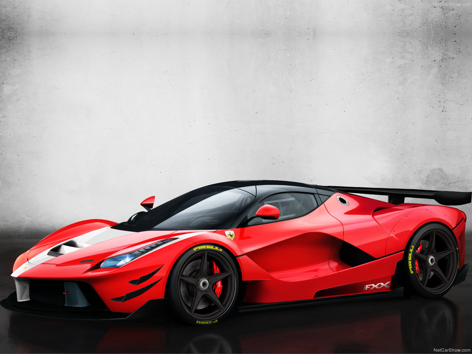 LaFerrari FXX K Rendered as a Spider | Car Wallpapers