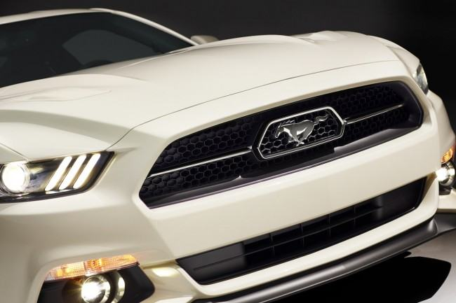 Mustang 50 Year Limited Edition