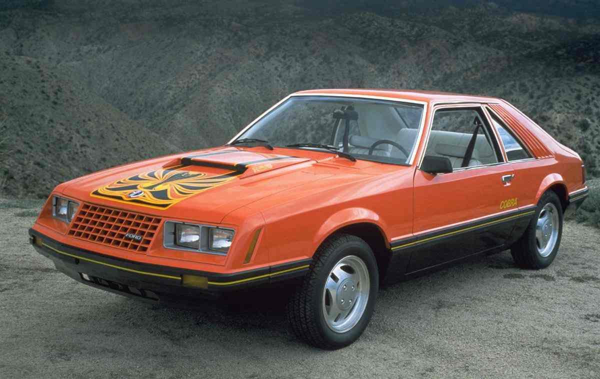 فورد موستنج 1981 GT