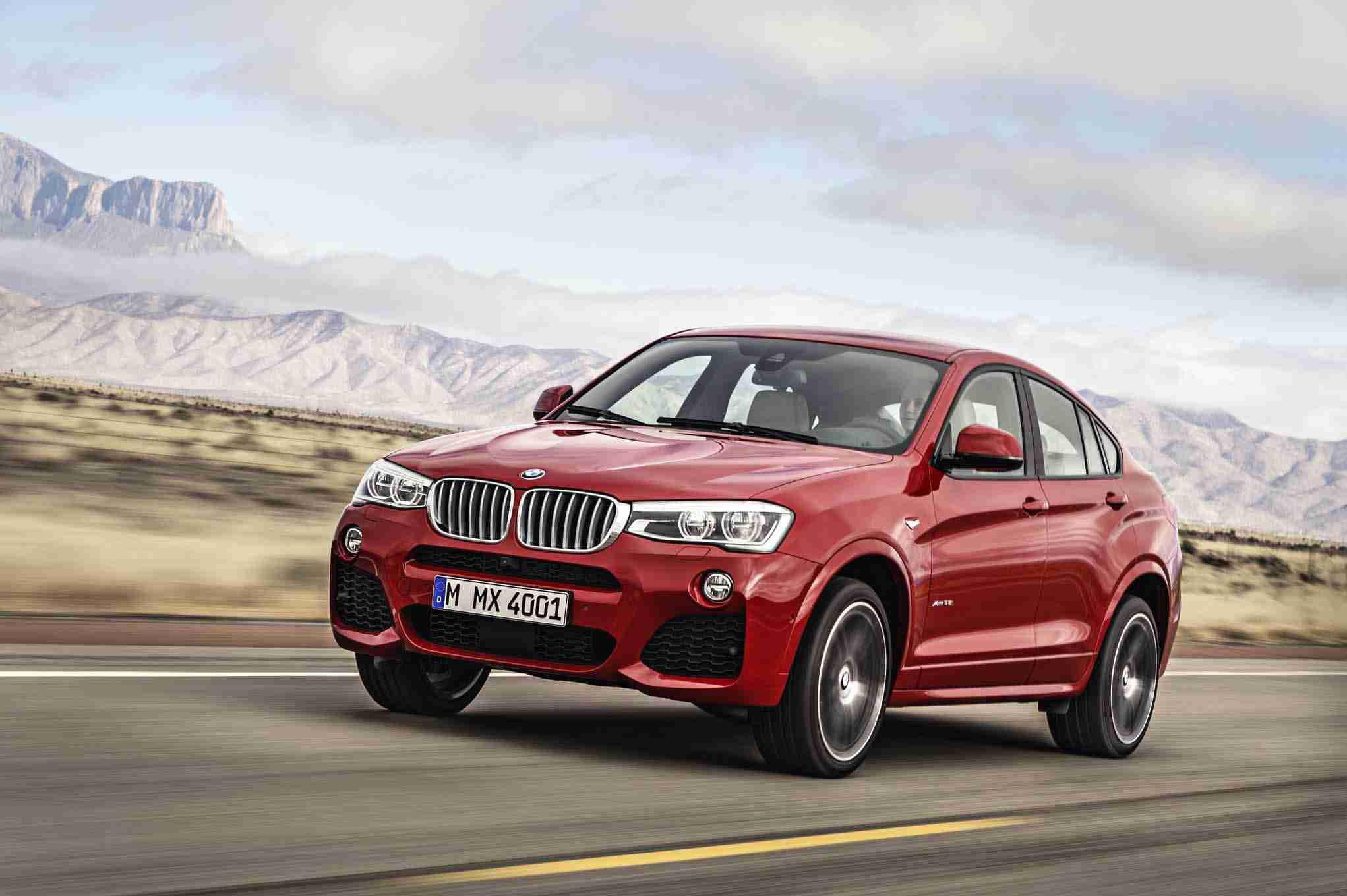 2015-BMW-X4-front-three-quarters-in-motion