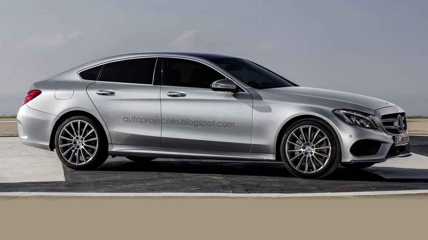 Mercedes_Benz_C_4Door_Coupe_1