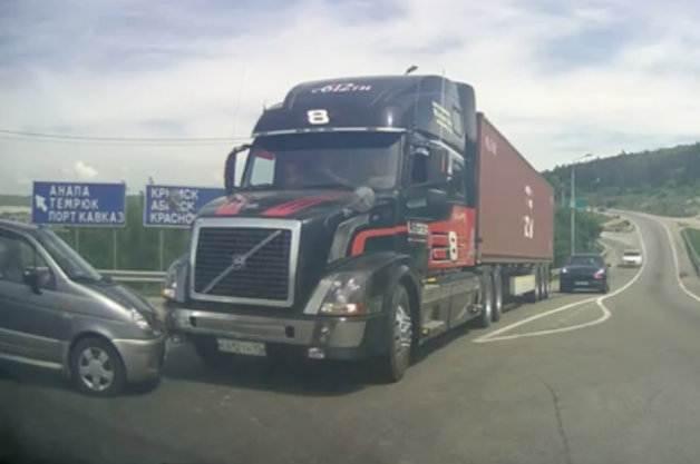 Russian-Truck-Video