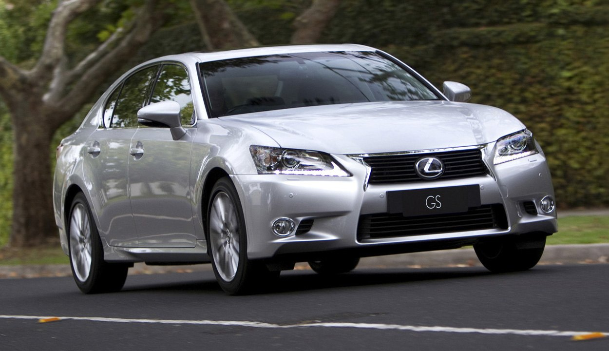 2012 Lexus GS Sports Luxury