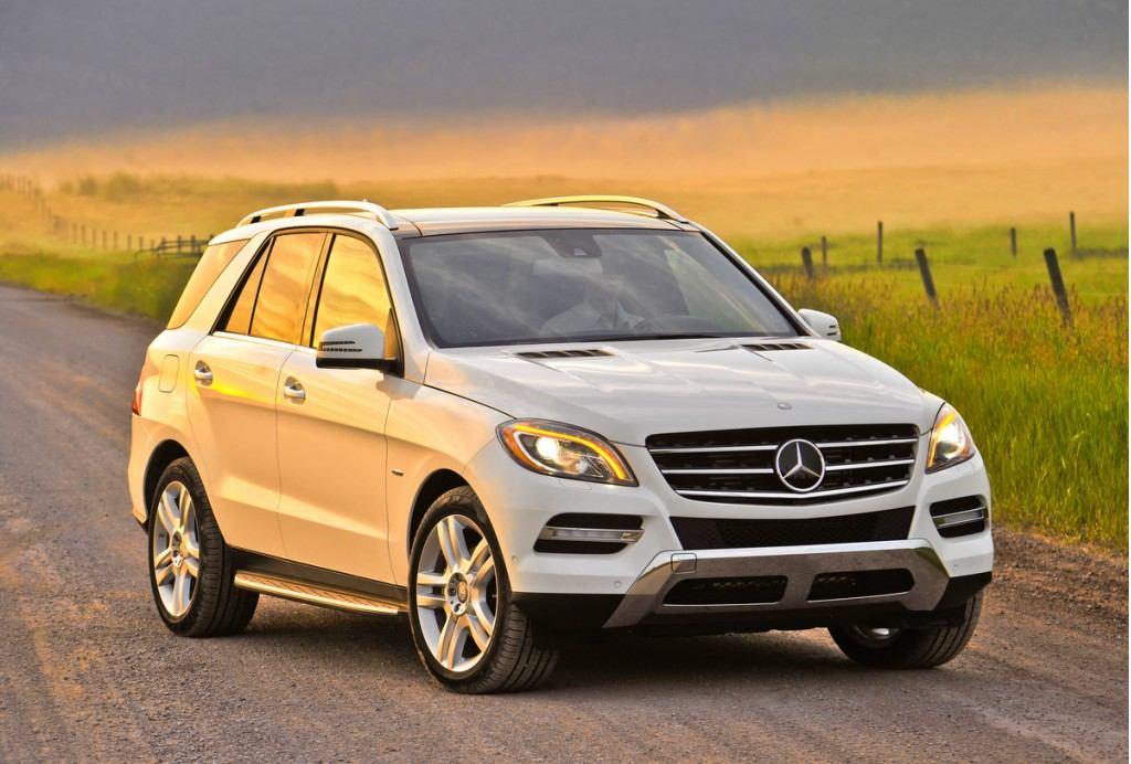 2014-Mercedes-Benz-M-Class-Front