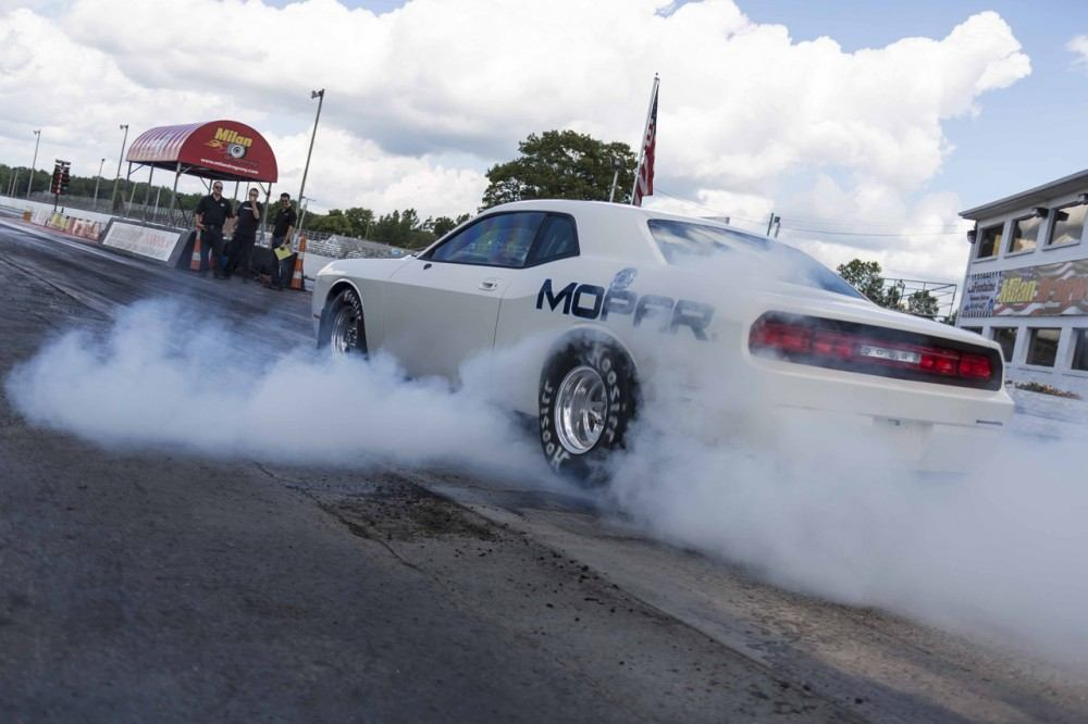 Mopar provides Sportsman racers at the NHRA U.S. Nationals in In