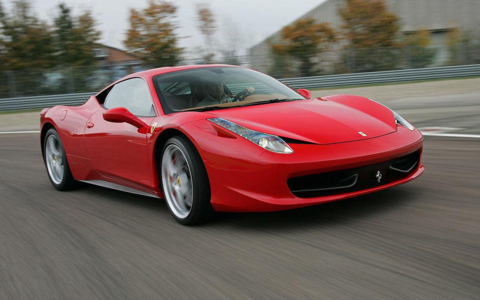 Ferrari 458 - 2