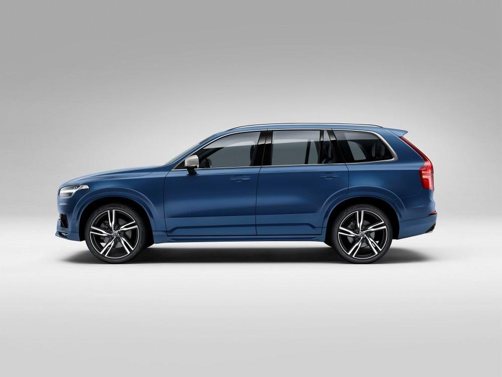 The all-new Volvo XC90 R-Design