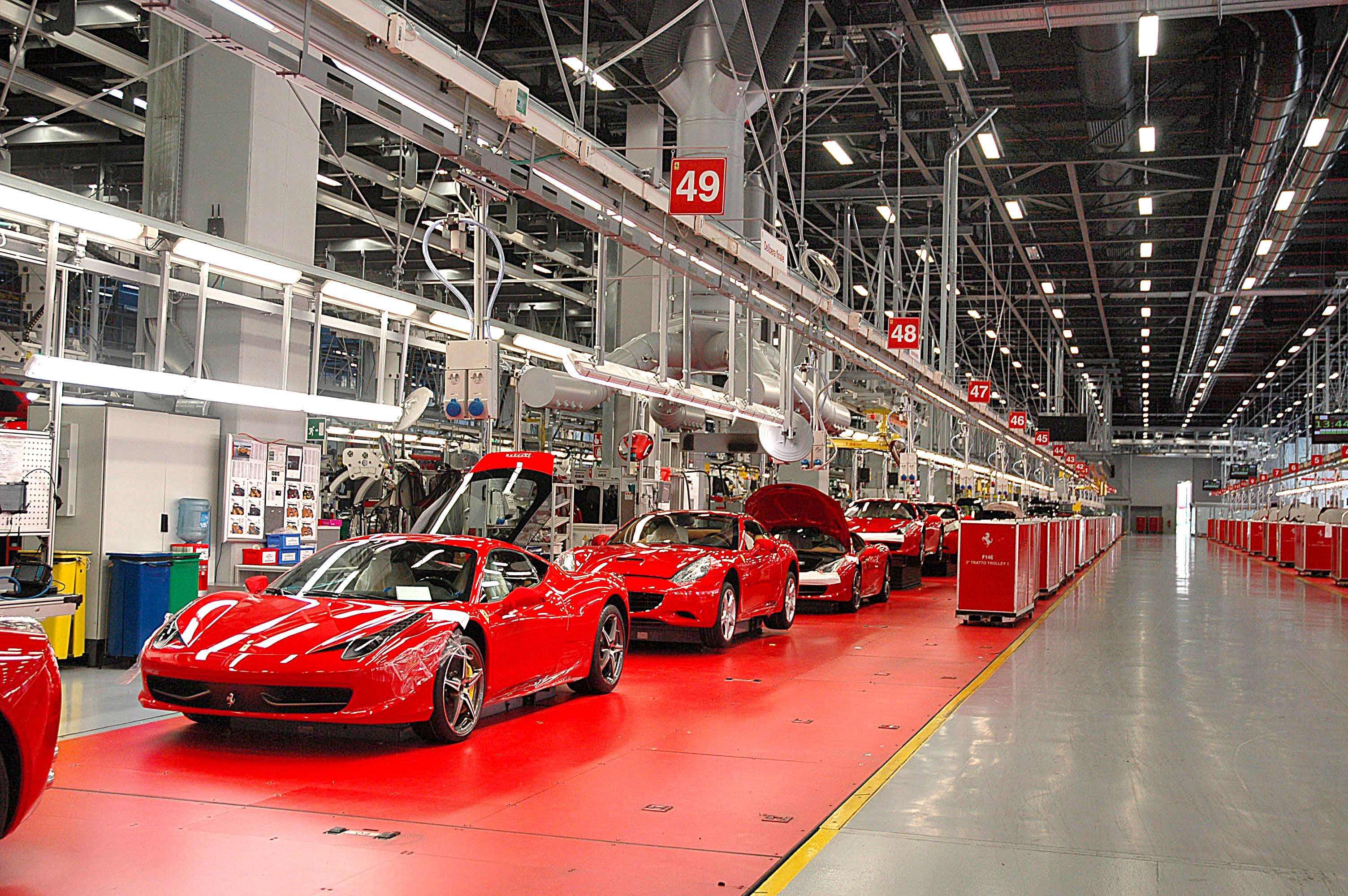 fa80c292a سعودي شفت » شركات السيارات » سيطرة السيارات الفاخرة على الصناعة