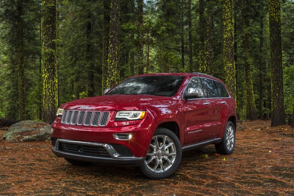 2015 Jeep® Grand Cherokee Summit