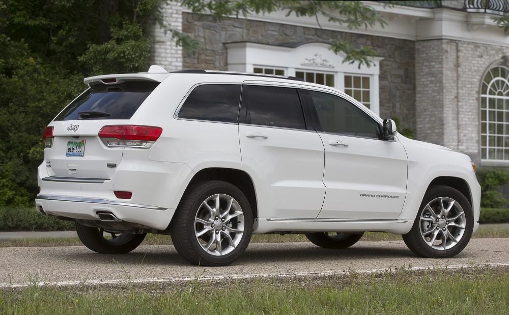 2015 Jeep® Grand Cherokee Summit California Edition