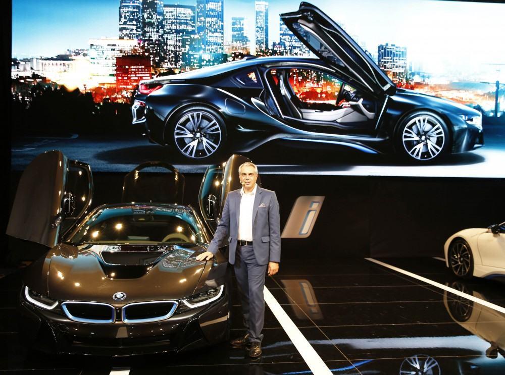 Stavros MD of BMW_BMW i8 Launch (1)