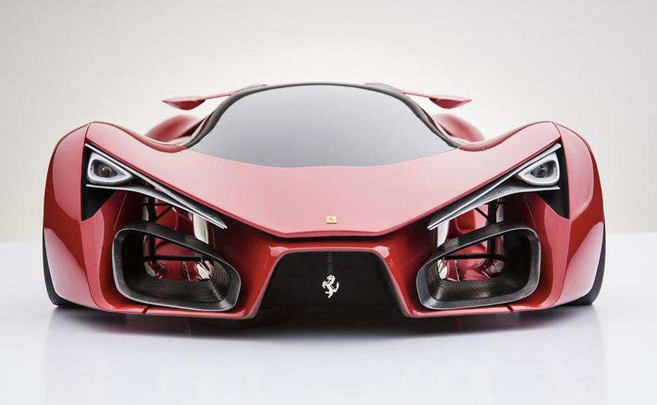 Ferrari-F80-Supercar-Concept-Front