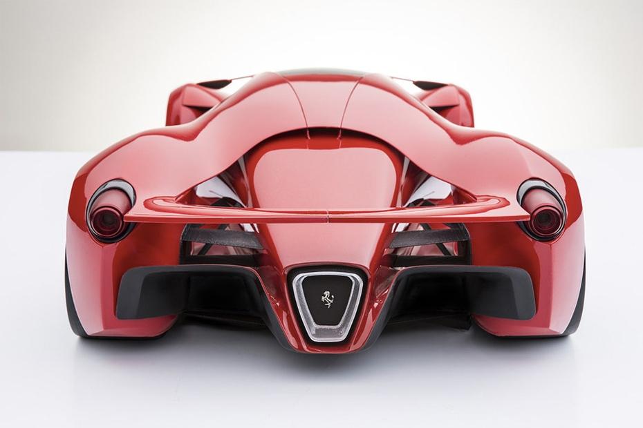 Ferrari-F80-Supercar-Concept-Rear
