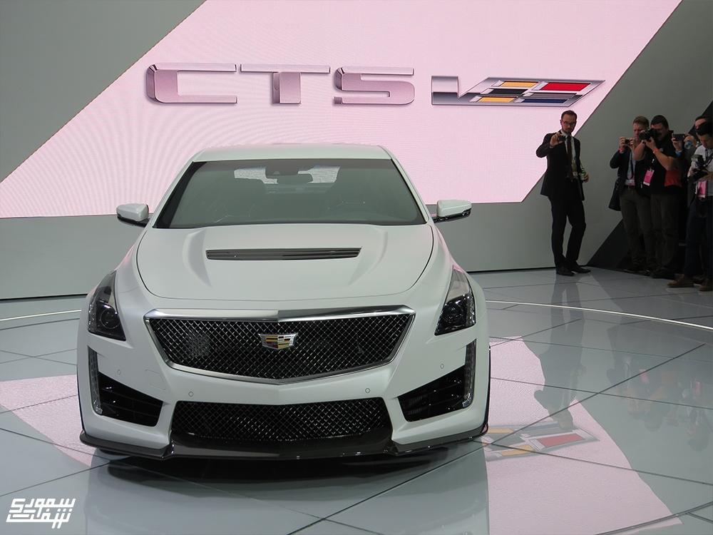 CTS-V 18