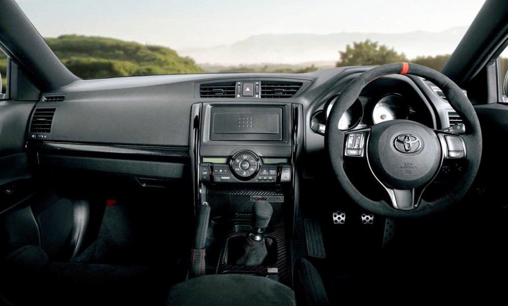 Toyota Mark X GRMN 19