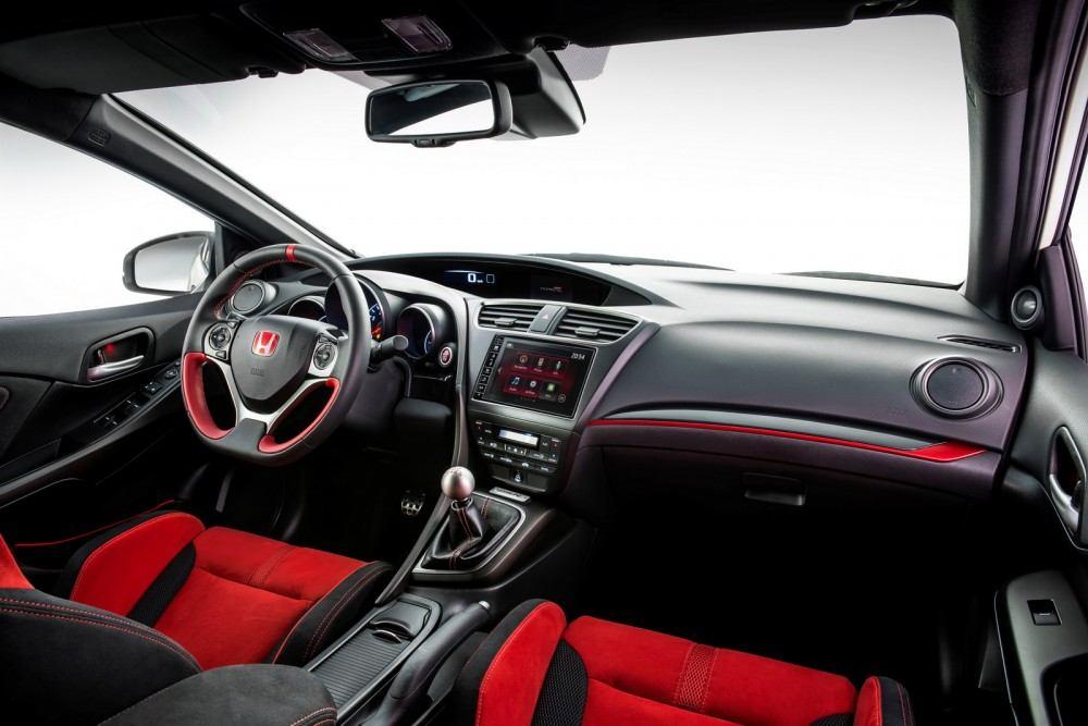 2015 Civic Type R