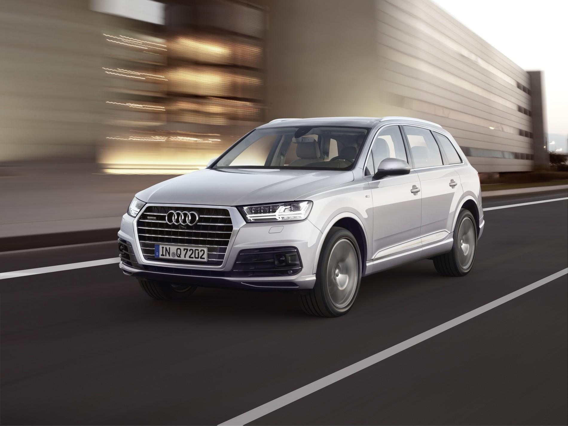 Audi-Chef Stadler bei Bilanzpressekonferenz: ?2014 mehr geliefert als versprochen?