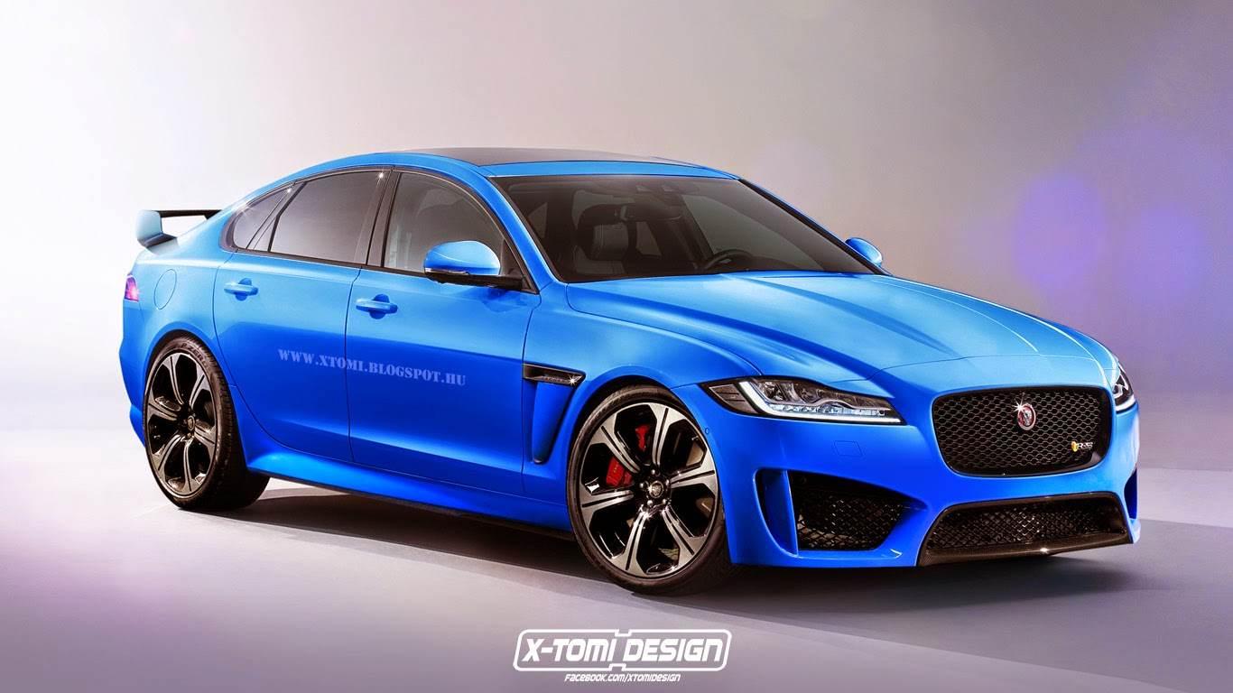 Jaguar XFR-S2