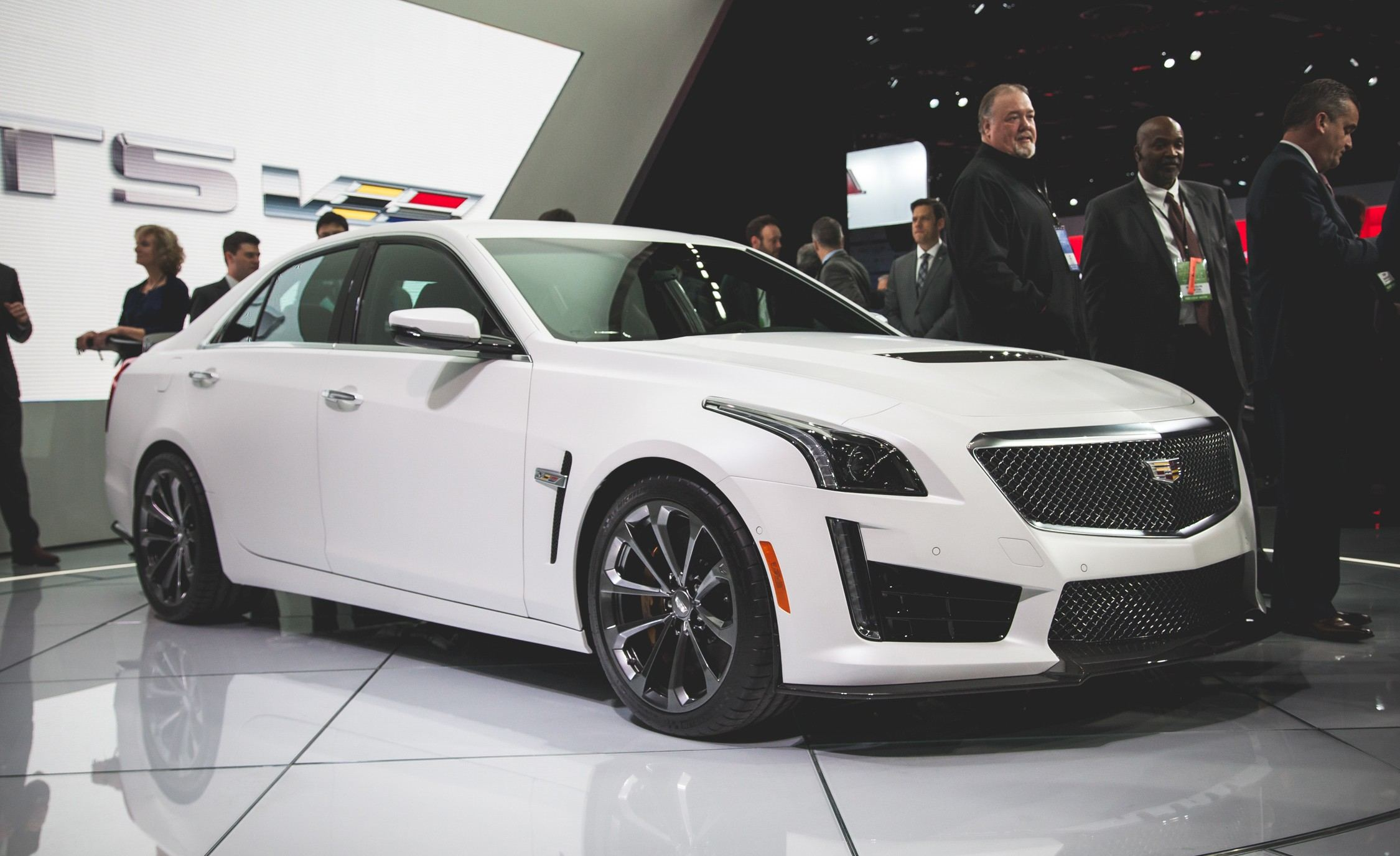 Image with 2016 Cadillac CTS