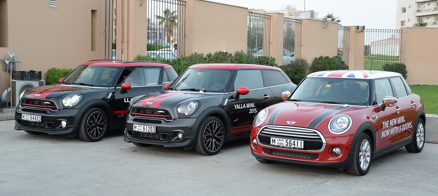Mohamed Yousuf Naghi Motors brings YALLA MINI to KSA_Image 3