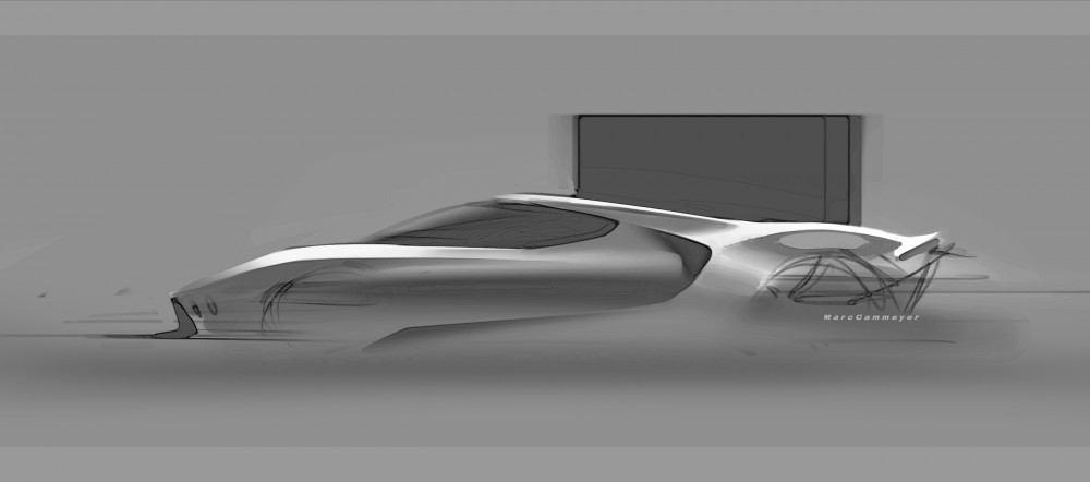 Ford-GT-sketch-Cammeyer-01